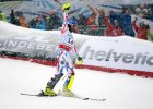 MŚ w narciarstwie alpejskim. Grange ze złotem w slalomie, dramat Hirschera