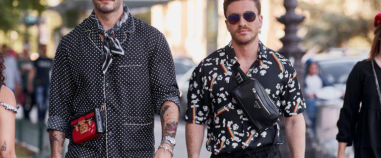 Męskie koszule na wiosnę. Podpowiadamy, co warto mieć w swojej garderobie