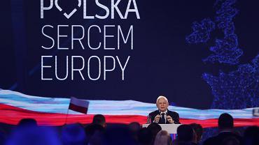 Konwencja PiS w Krakowie