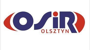 Logo Ośrodka Sportu i Rekreacji w Olsztynie