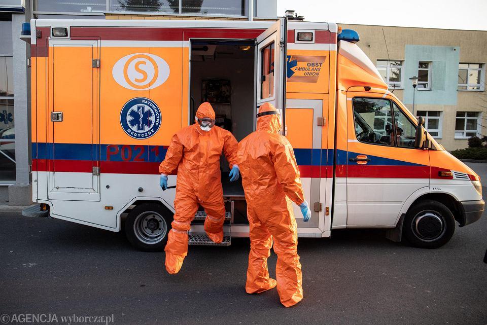 Kolejne ofiary śmiertelne koronawirusa na Podkarpaciu. W całym regionie wykryto 58 nowych zakażeń