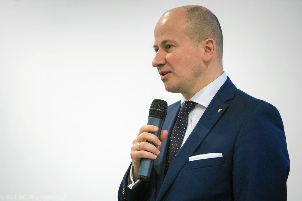 Bartłomiej Wróblewski - kandydat PiS na rzecznika praw obywatelskich