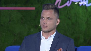 Rafał Gikiewicz w Sekcji Piłkarskiej