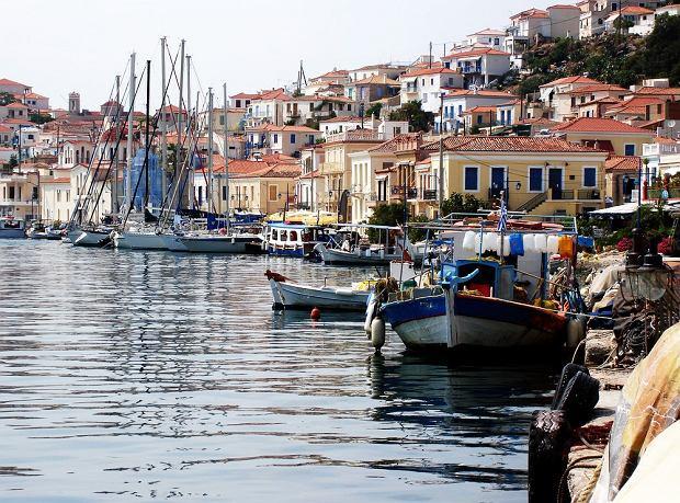 Wyspy greckie. Wyspy Argosarońskie - Poros
