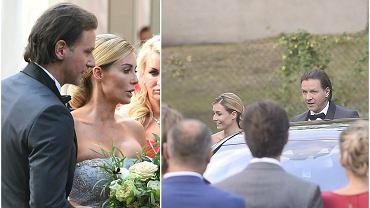 """Małgorzata Rozenek i Radosław Majdan wzięli dziś ślub! Są już pierwsze zdjęcia z Konstancina, gdzie Para Młoda powiedziała sobie """"tak""""."""