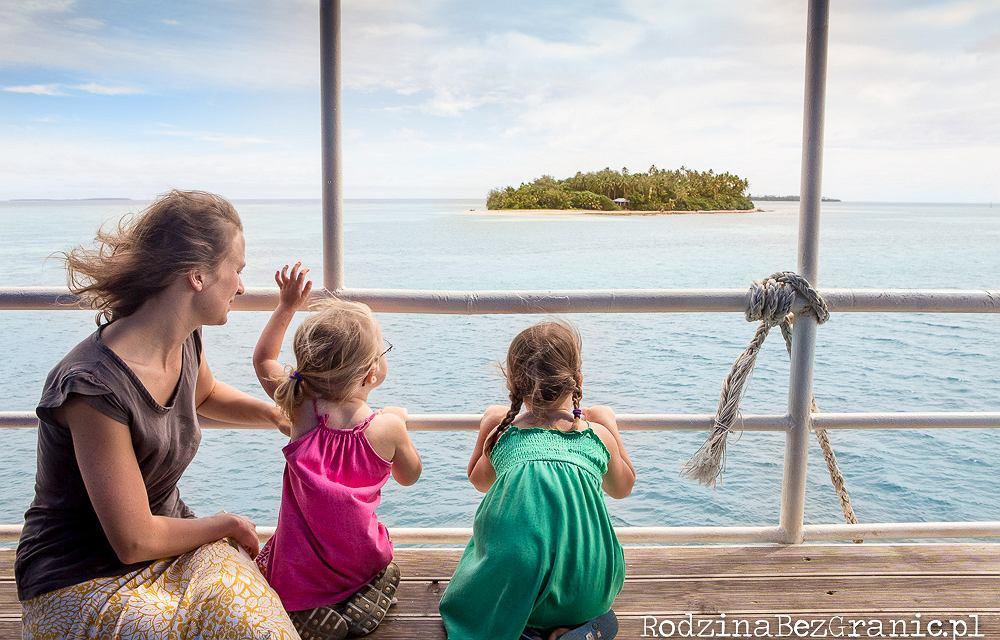Ania Alboth z córkami Milą i Hanią (fot. Thomas Alboth) (Ania Alboth z córkami Milą i Hanią (fot. Thomas Alboth))