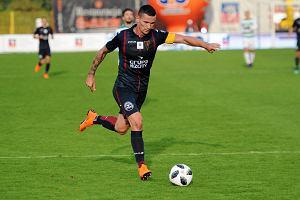 Adam Frączczak wrócił do gry po operacji usunięcia guza przysadki mózgowej i strzelił trzy gole w 45 minut