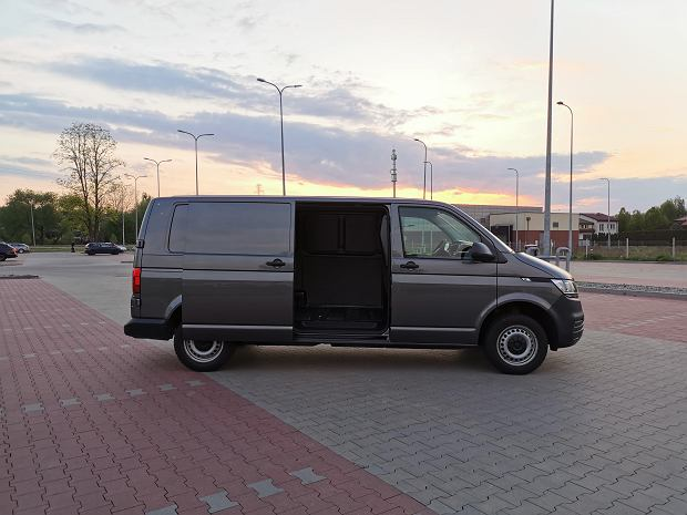 Volkswagen Transporter 6.1 Furgon