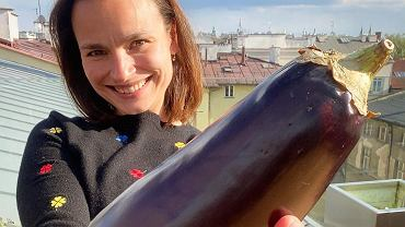 Anna Starmach - sposób na bakłażan