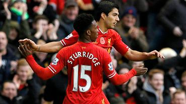 Luis Suarez i Daniel Sturridge
