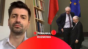 Krzysztof Śmiszek gościem Porannej rozmowy Gazeta.pl