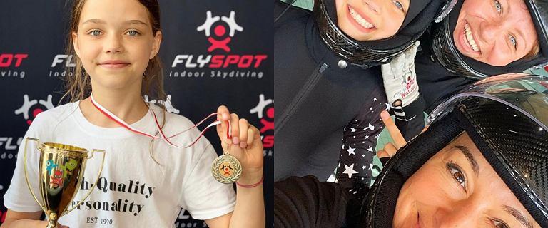 Córka Wojciechowskiej wygrała profesjonalne zawody sportowe. Mama pęka z dumy