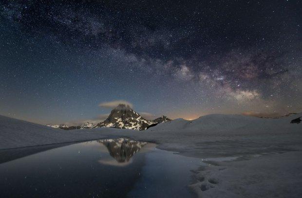 10 rzeczy, których nie wiesz o kosmosie. Nocne niebo nad Hiszpanią