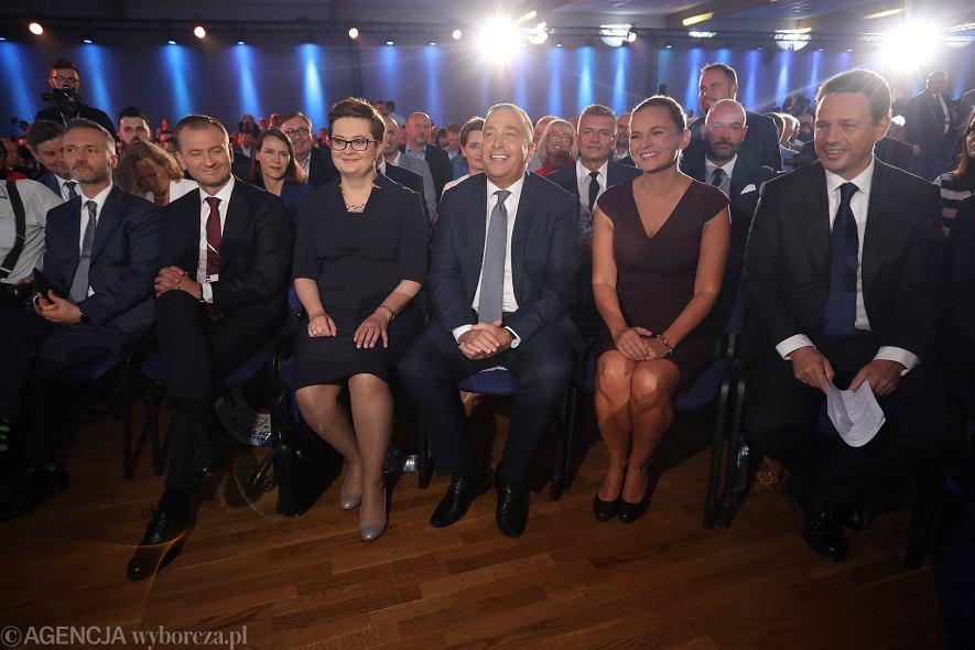 Wybory samorządowe 2018. Konwencja Koalicji Obywatelskiej