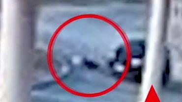 Prezydent Sieradza potrącił 79-latkę. 'Nie widziałem, jak się przewraca'. Jest nagranie z monitoringu