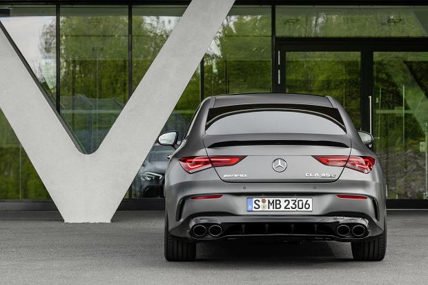 Mercedes-AMG CLA 45S 4MATIC+