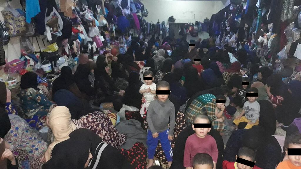Nieludzkie warunki w irackich ośrodkach odosobnienia