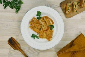 Rolada z ciasta francuskiego z szynką i serem to zawsze dobry pomysł na szybkie danie