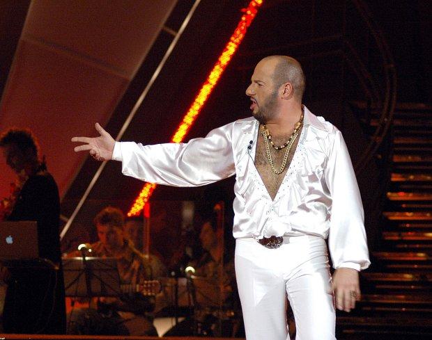 Piotr Gąsowski, Taniec z gwiazdami, 2005