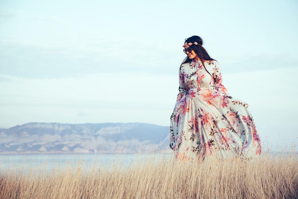 sukienki na lato plus size