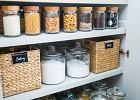W czym przechowywać suche produkty w kuchni?