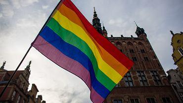 Manifestacja 'Jestem LGBT'