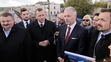 Mikołaj Wild i Jacek Żalek