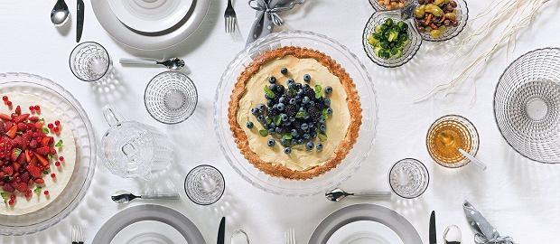 Patera na owoce i ciasta