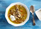 Zupa pieczarkowa z ziemniakami, czyli przepis na aromatyczne pierwsze danie do obiadu