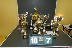 Pingpongiści z Szydłowca na czele amatorskich rozgrywek