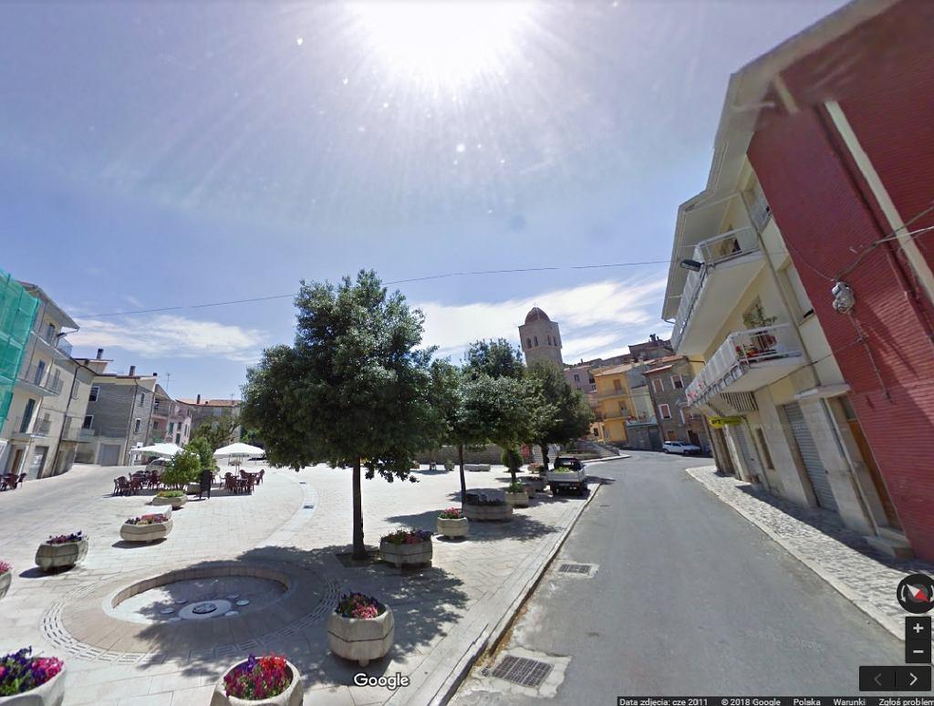 W miasteczku Ollolai mieszka około 1300 osób