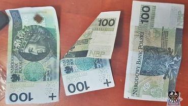 Dwóch 18-latków wydrukowało na domowej drukarce banknoty o nominale 100 złotych.