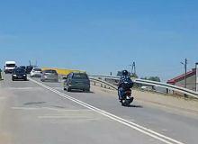 Wiadukt nad autostradą A1 już otwarty. Duże ułatwienie dla kierowców z Piotrkowa Trybunalskiego