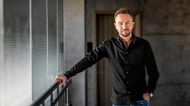 Paweł Marchewka, prezes i założyciel firmy Techland