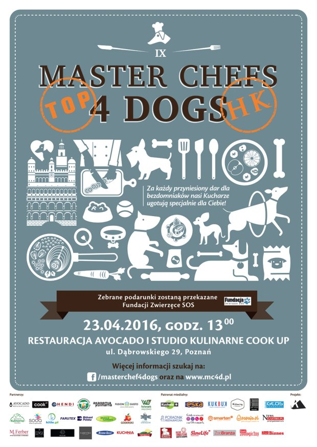 Master Chefs 4 Dogs