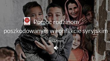 Zdjęcie - symbol akcji Caritas