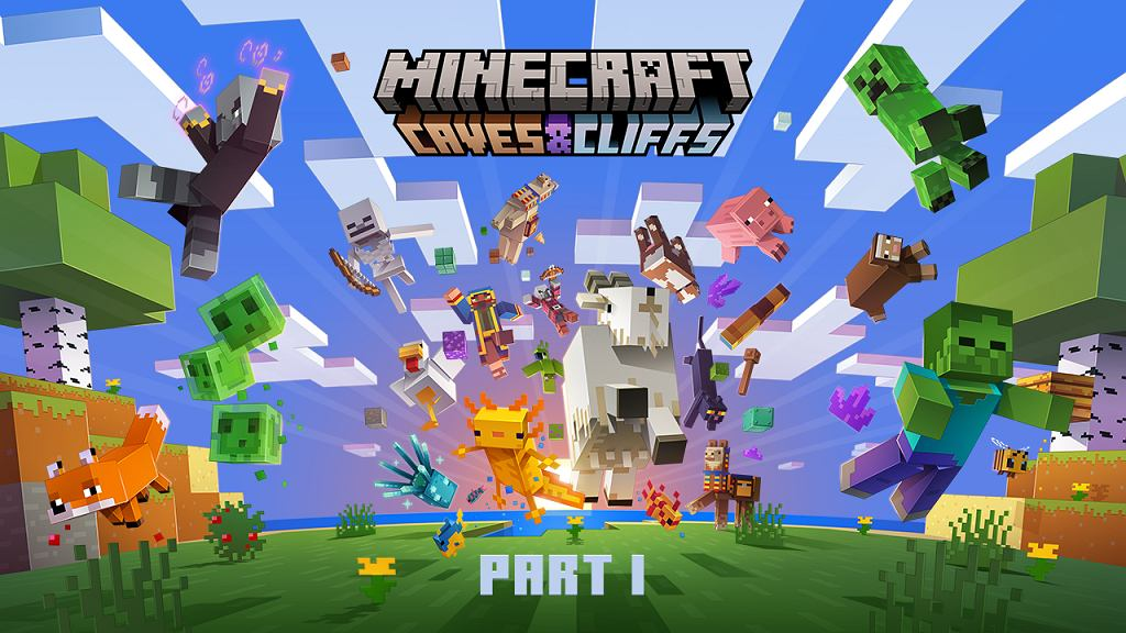 Minecraft Caves & Cliff