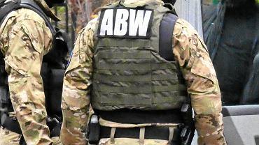 ABW. Zdjęcie ilustracyjne.