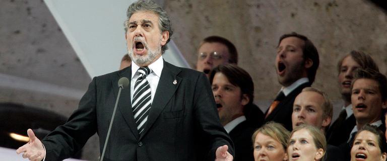 Odwołano koncerty Placido Domingo. Został oskarżony o molestowanie seksualne