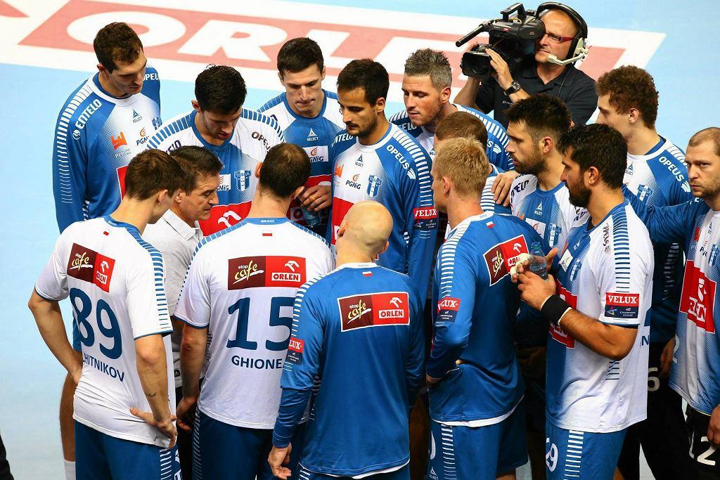 PGNiG Superliga, piłka ręczna. Orlen Wisła Płock - Azoty Puławy 35:33