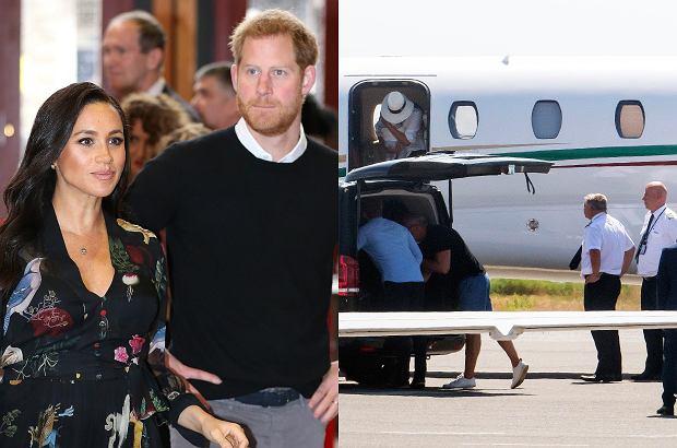 Meghan Markle i książę Harry znów są na językach zagranicznej prasy. Wszystko za sprawą kolejnej podróży, w którą wybrali się prywatnym odrzutowcem.