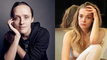 Bartosz Bielenia i Magdalena Koleśnik