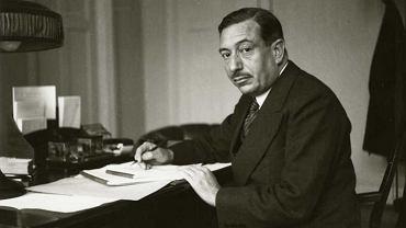 Twórca IRI Alberto Beneduce (1877-1944), socjalistyczny ekonomista, który został doradcą faszysty Benita Mussoliniego.