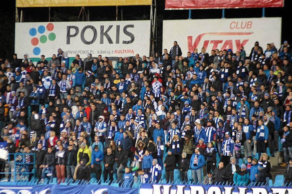 Ekstraklasa, piłka nożna. Wisła Płock - Arka Gdynia 0:0
