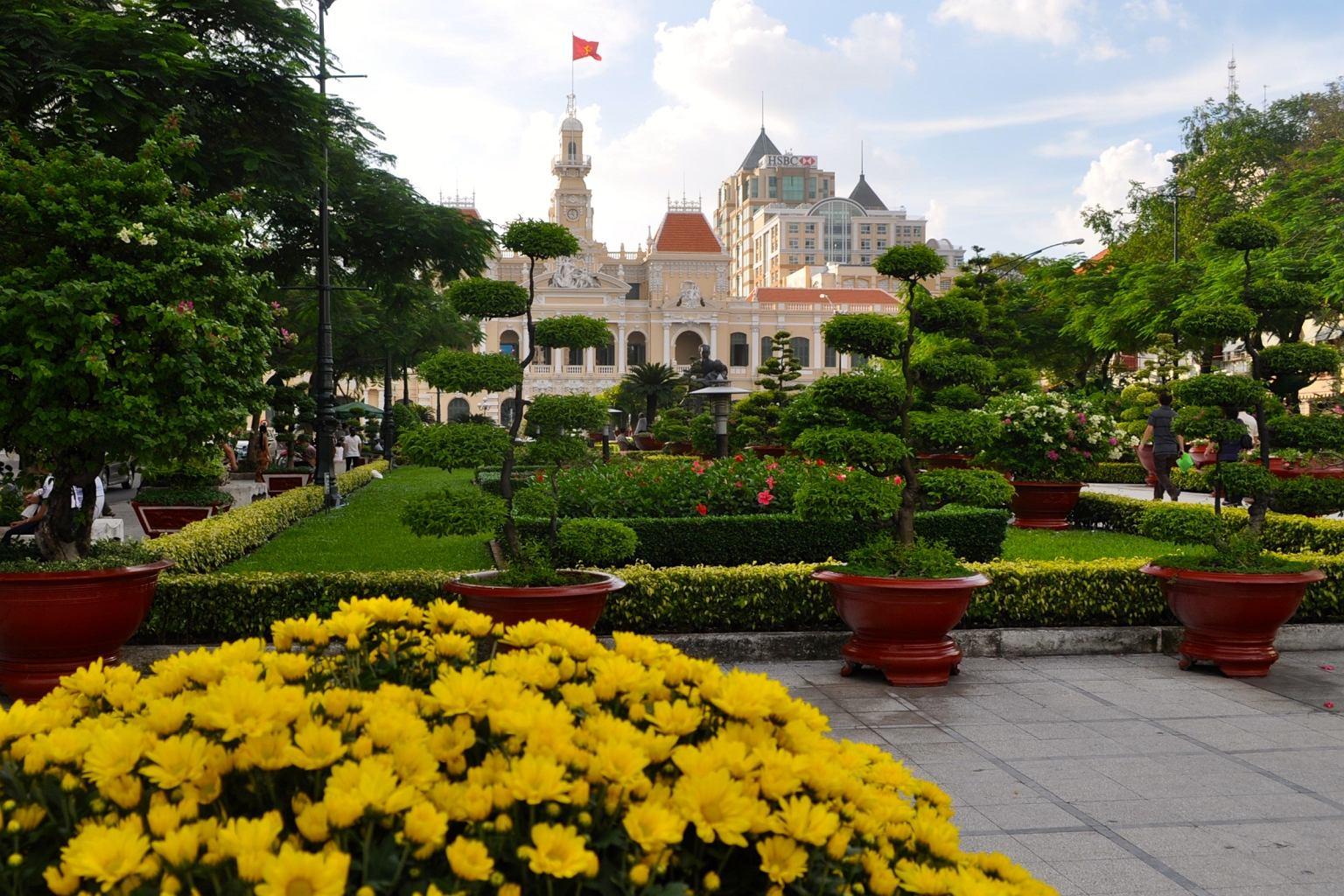 Bulwar Nguyen Hue