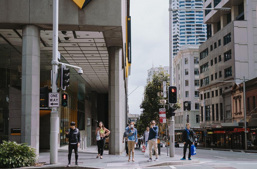 Koronawirus w Australii. 30 zakażeń wariantem delta. Nowe obostrzenia w Sydney (zdjęcie ilustracyjne)