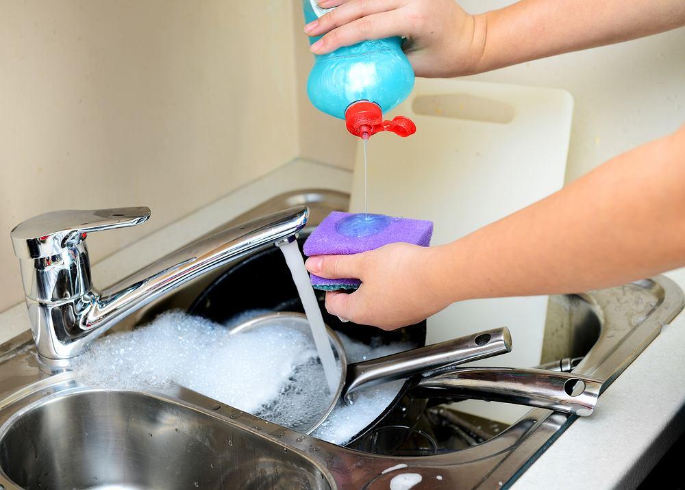 Płyn do naczyń i inne produkty zapachowe przyczyniają się do powstawania zanieczyszczenia powietrza