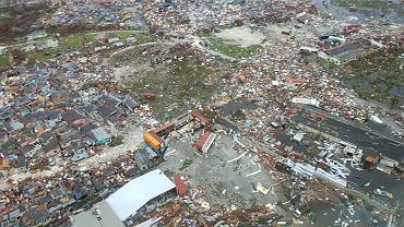 Bahamy po przejściu huraganu Dorian