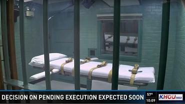 Thomas Whitaker został ułaskawiony godzinę przed egzekucją przez gubernatora Teksasu