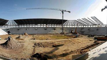 Otwarcie nowego stadionu w Tychach coraz bliżej